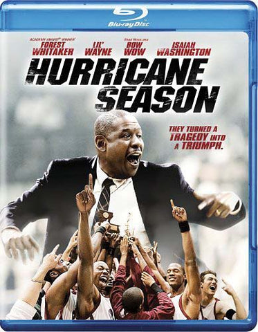 Hurricane Season (Blu-ray) BLU-RAY Movie