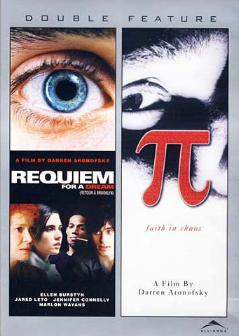 Requiem for a Dream / Pi (Faith in Chaos) (Double Feature) (Bilingual) DVD Movie