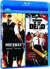 Hot Fuzz/Shaun of the Dead (Double Feature) (Bilingual) (Blu-ray)