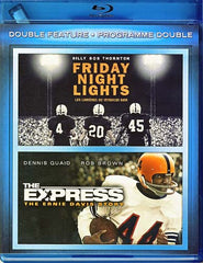 Friday Night Lights / The Express (Double Feature) (Bilingual) (Blu-ray)