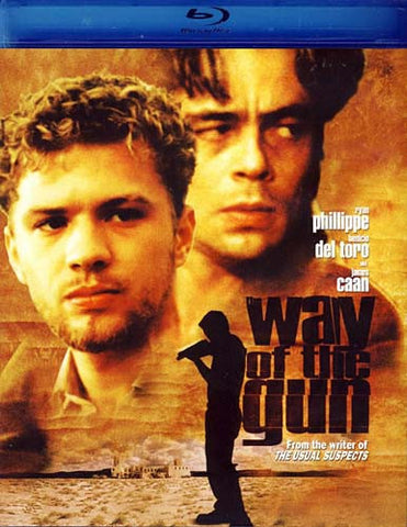 Way of the Gun (Blu-ray) BLU-RAY Movie