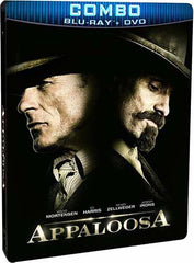Appaloosa (Combo Blu-ray + DVD Steelbook Case) (Blu-ray)