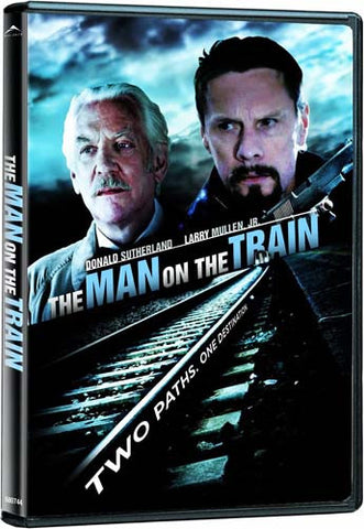 Man on the Train DVD Movie