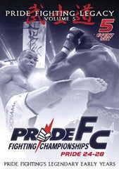 Pride Fighting Championships Pride Fighting Legacy, Vol. 5 (Boxset)