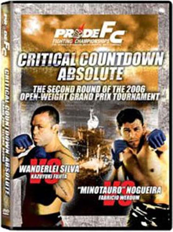 Pride FC - Critical Countdown Absolute (2006) DVD Movie