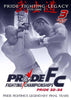 Pride FC - Fighting Legacy - Volume 7 DVD Movie