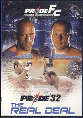 Pride FC - 32 - The Real Deal