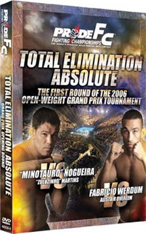 Pride FC - Total Elimination Absolute (2006) DVD Movie