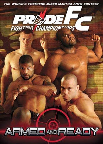 Pride FC - Armed and Ready DVD Movie