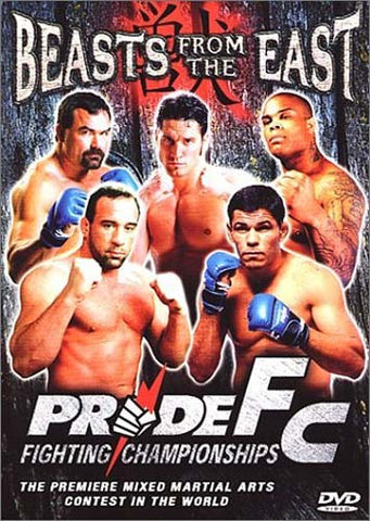 Pride FC - Beasts From the East DVD Movie