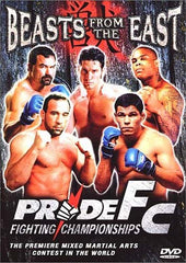 Pride FC - Beasts From the East
