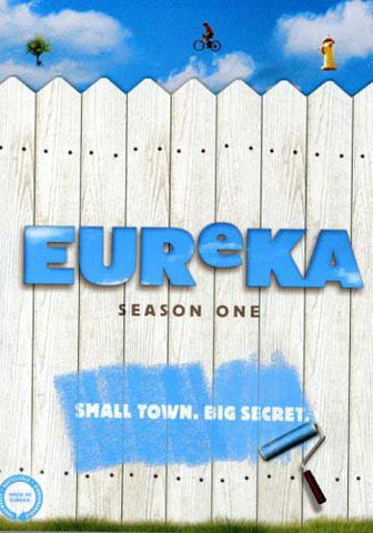 Eureka - Season One (1) (Boxset) DVD Movie