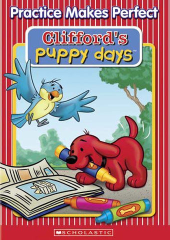 Clifford's Puppy Days - Practice Makes Perfect DVD Movie