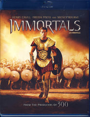 Immortals (Bilingual) (Blu-ray)