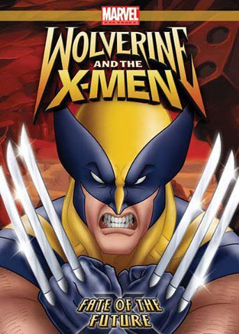 Wolverine and the X-Men - Fate of the Future DVD Movie