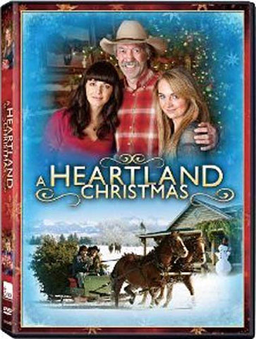 A Heartland Christmas DVD Movie
