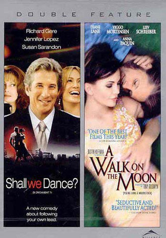 Shall We Dance/A Walk On The Moon (Double Feature) (Bilingual) DVD Movie