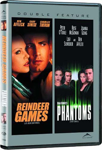 Reindeer Games/Phantoms (Double Feature)(Bilingual) DVD Movie