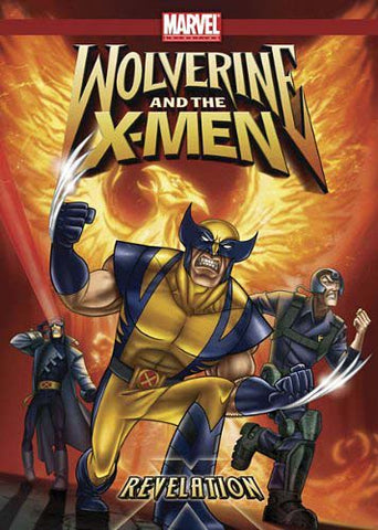 Wolverine and the X-Men - Revelation DVD Movie