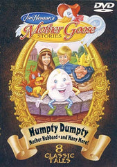 Mother Goose Stories - Humpty Dumpty / Mother Hubbard and Many More! (Jim Henson)