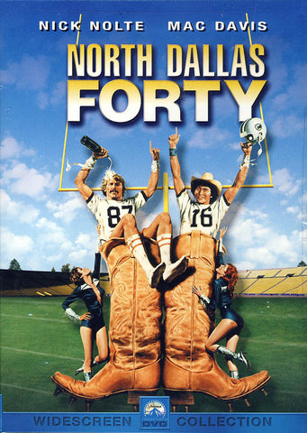 North Dallas Forty DVD Movie