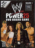 WWE World Wrestling Entertainment Power 25 DVD Board Game - Volume 1 DVD Movie