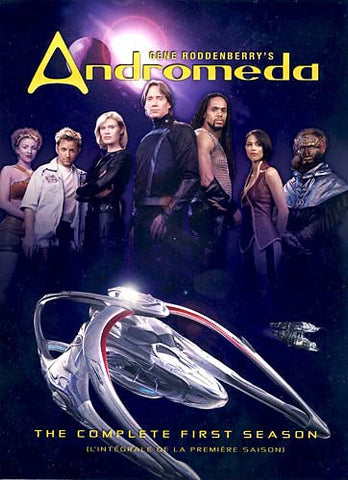 Andromeda - The Complete First Season (1st) (Boxset) (USED) DVD Movie