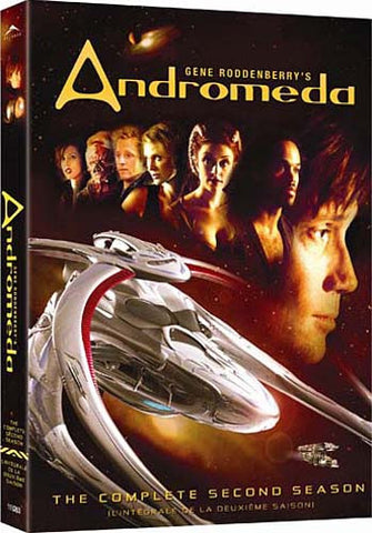 Andromeda - The Complete Second Season (2nd) (Bilingual) (Boxset) DVD Movie