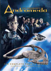 Andromeda - The Complete Fourth Season (4th) (Boxset)