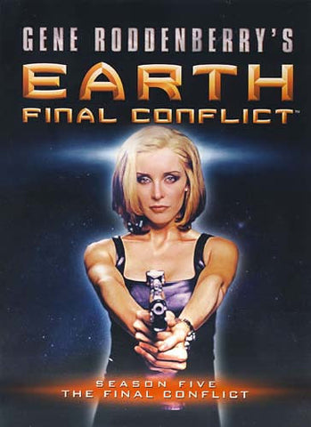 Earth - Final Conflict - Season Five (5) (Boxset) DVD Movie