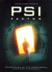 PSI Factor - Chronicles of the Paranormal - Season One (1) (Bilingual) (Boxset)