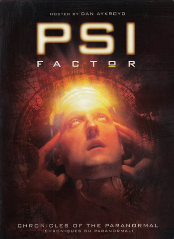 PSI Factor - Chronicles of the Paranormal - Season 2 (Bilingual) (Boxset) DVD Movie