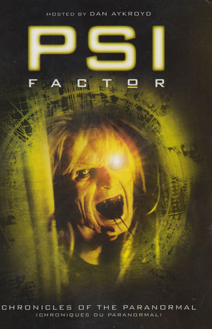 PSI Factor - Chronicles of the Paranormal - Season 3 (Boxset) (Bilingual) DVD Movie