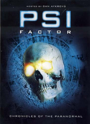 PSI Factor - Chronicles of the Paranormal - Season Four (4) (Boxset) DVD Movie