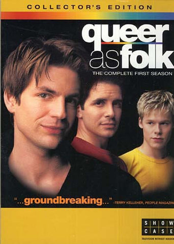Queer as Folk - The Complete First Season (1st) (Collector's Edition) (Boxset) DVD Movie