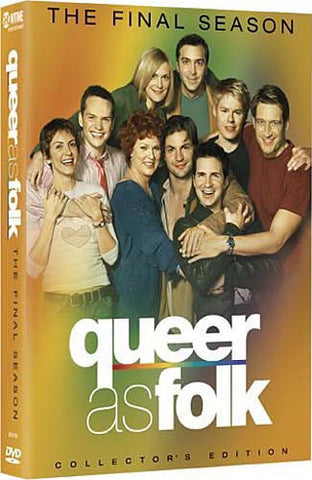 Queer as Folk - The Fifth And Final Season (5) (Collector's Edition) (Boxset) DVD Movie