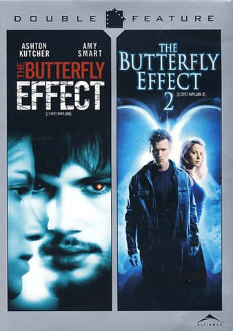 The Butterfly Effect/The Butterfly Effect 2 (Double Feature) (Bilingual) DVD Movie