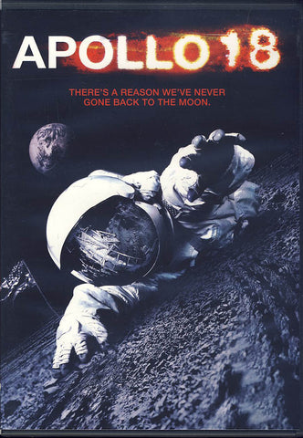 Apollo 18 (Bilingual) DVD Movie
