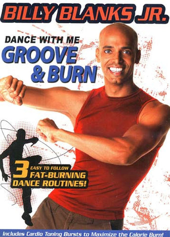 Billy Blanks Jr - Dance With Me Groove And Burn (LG) DVD Movie