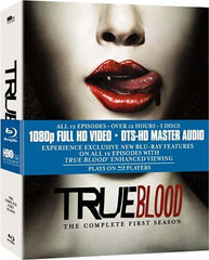 True Blood - The Complete First (1st) Season (Blu-ray) (Boxset)