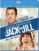 Jack and Jill (Blu-ray + DVD Combo) (Blu-ray) BLU-RAY Movie