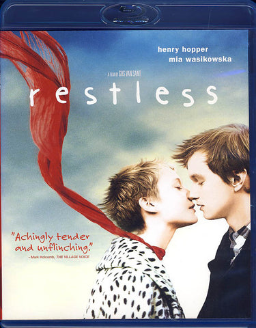 Restless (Blu-ray) BLU-RAY Movie