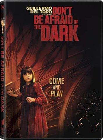 Don t Be Afraid of the Dark DVD Movie
