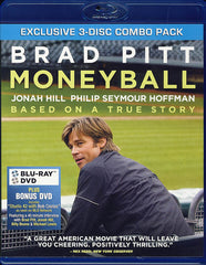 Moneyball (Blu-ray/DVD Combo) (Blu-ray)