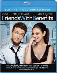 Friends with Benefits (Two-Disc Blu-ray/DVD Combo + UltraViolet Digital Copy) (Blu-ray)