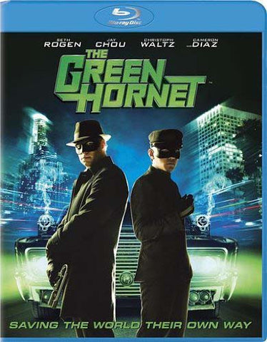 The Green Hornet (Blu-ray) BLU-RAY Movie