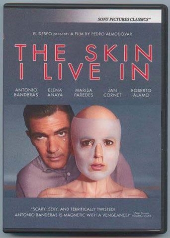 The Skin I Live In DVD Movie