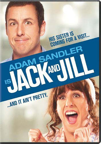Jack and Jill DVD Movie