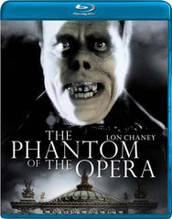 The Phantom of the Opera (1925) (Silent) (Lon Chaney) (Blu-ray)