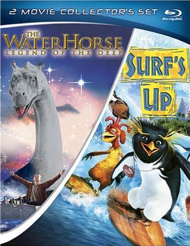 Water Horse - Legend of the Deep / Surf s Up (2 Pack) (Blu-ray) (Boxset) BLU-RAY Movie